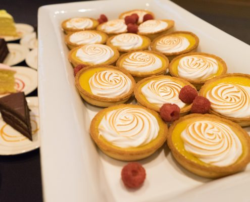 desert selections at Tech Nite (sponsorships are available!)