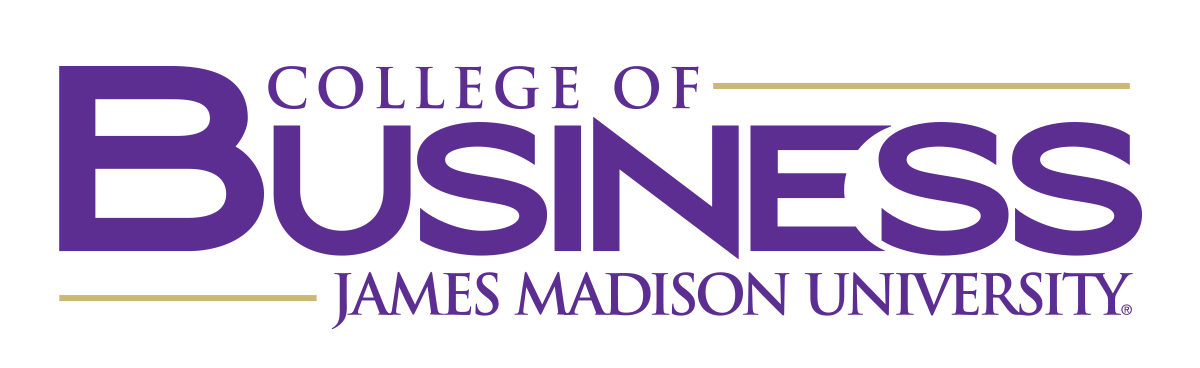 JMU College of Business logo