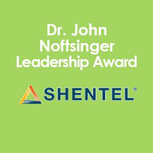 Shentel's Dr. John Noftsinger Leadership Award