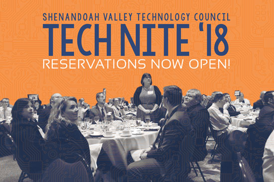 Tech Nite 2018 @ JMU Festival Conference & Student Center | Harrisonburg | Virginia | United States