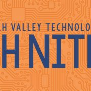 Tech Nite 18 Title