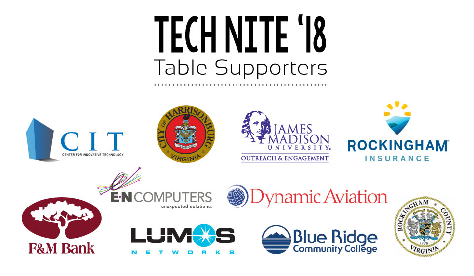 TN18 Table Sponsors