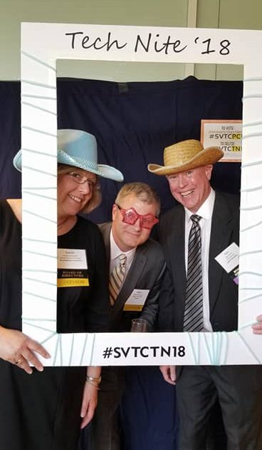 Shenandoah Valley Technology Council Tech Nite awards dinner May 2018