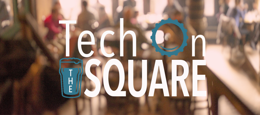 Tech on the Square Graphic