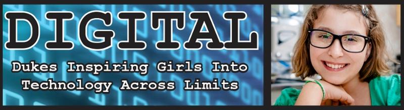 DIGITAL Women in Technology Banner