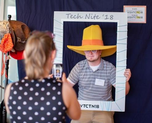 Tech Nite 2018 Photo booth