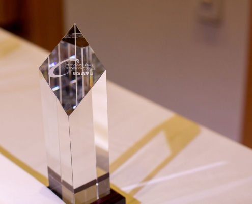 Tech Nite 2018 Award