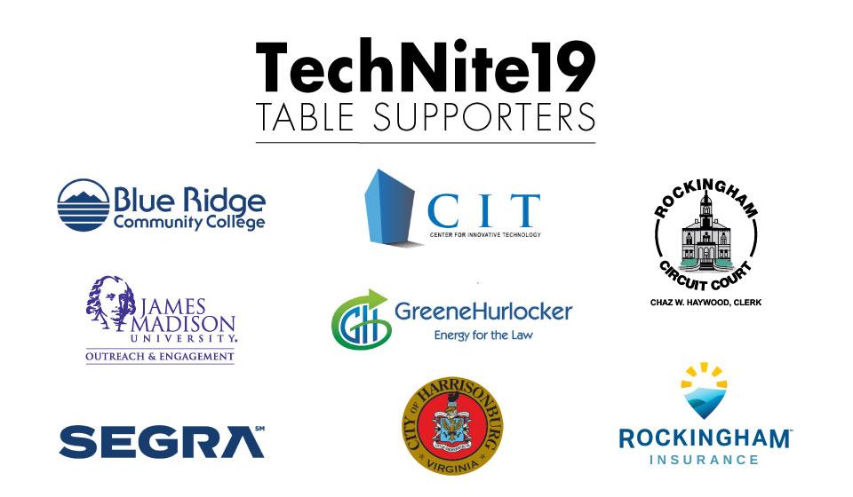 TN19 Table Sponsors