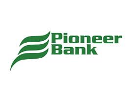 pioneer bank logo