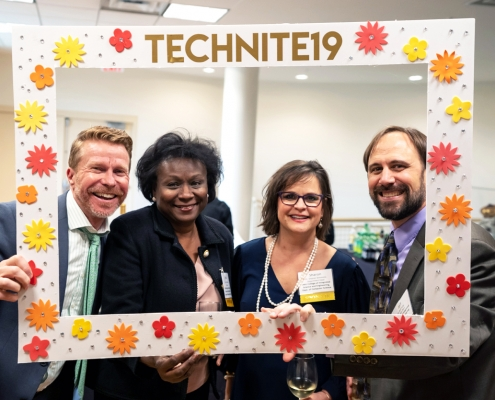 TechNite19 Photobooth Selfie