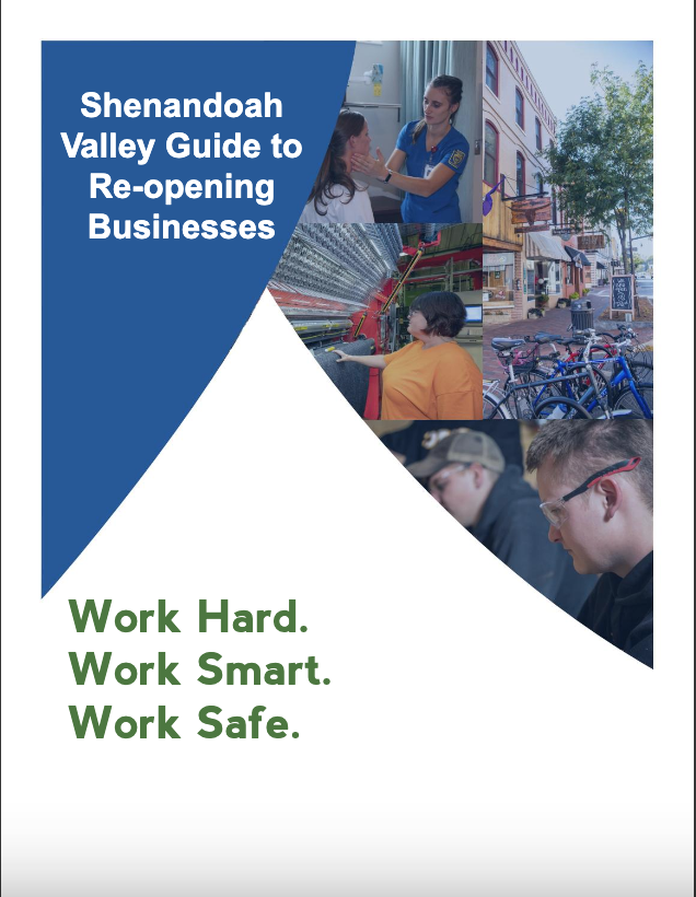 Shenandoah Valley Guide to Re-Opening Business