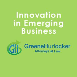 GreeneHurlocker Emerging Business Award Graphic
