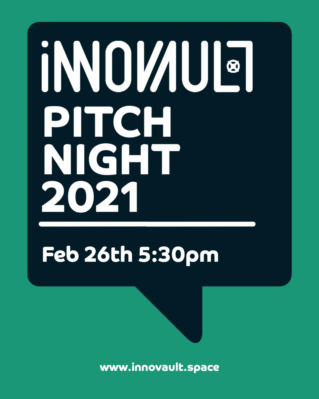 2021 Pitch Night Graphic