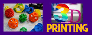 3D Printing Camp | Ages 9 - 12 @ JMU Ice House | Harrisonburg | Virginia | United States
